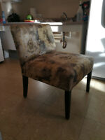 Matching chairs mint condition