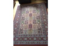 Rug - from IKEA- Valby Ruta