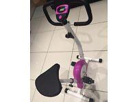Basic exercise bike