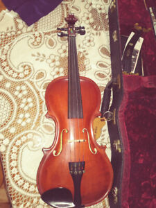 Selling My Hand Made Fiddle
