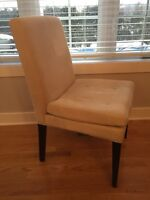 DINING CHAIRS - 6