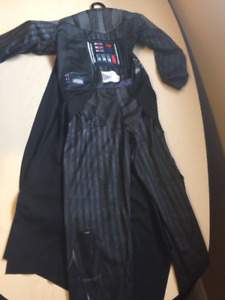 Halloween Costume -- Darth Vader  -- Kids Size 7-8