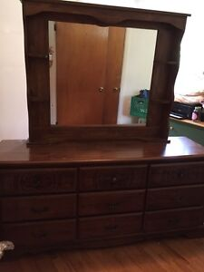 Selling Dresser with Mirror!