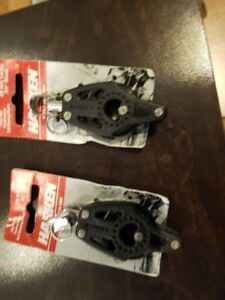 Harken 29 mm Carbo Air block single w/beck new two (2) available