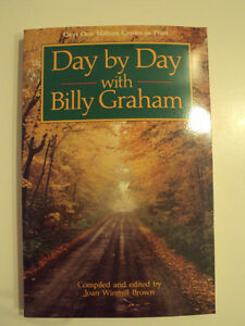 Day by Day with Billy Graham - NEW!