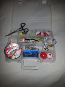 Fishing Rods / Tackle Box / Lures