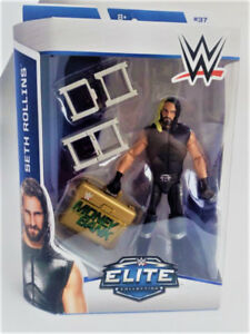 WWE Elite Collection Series #37 - Seth Rollins