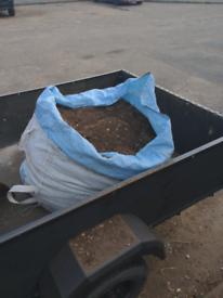 Big bag of top soil, Could possibly deliver