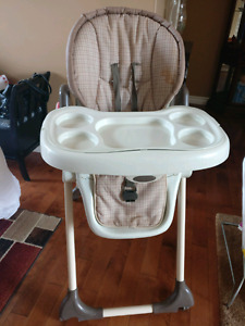 Baby Trend adjustable high chair