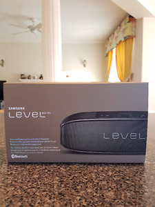 $50 BELOW RETAIL: Bluetooth Speaker - Samsung Level Box Pro!