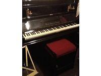 Ibach upright piano