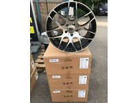 "19"" alloy wheels Alloys Rims tyres 120 pcd BMW 3 4 5 6 7 series"