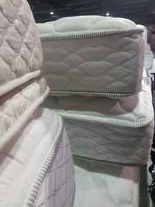 King Size Mattresses & Boxsprings in excellent condition