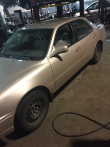 1995 Toyota Camry With Passed Insurance Inspection For Sale