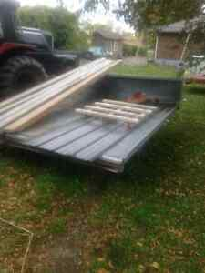 2 Place Sled Trailer London Ontario image 2