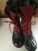 Girls Size 5 winter boots