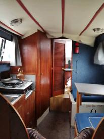Viking day boat for sale. 23ft. Yamaha engine