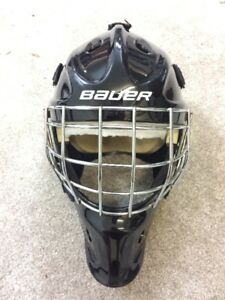 Goalie Helmet - Bauer NME3 Junior
