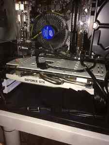 Galax GTX 950 EXOC White OC. Price negotiable.