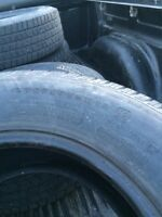 LT 275 65 18 Michelin 10 ply tires