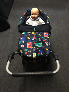 Realistic Kids Toy Stroller