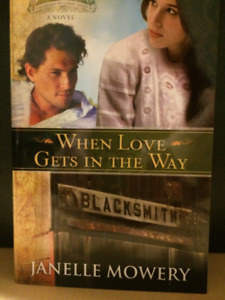 When Love Gets In The Way by Janelle Mowery