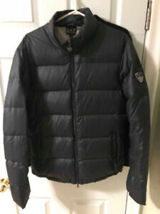Emporio Armani Winter Down Jacket EA7 Authentic Small