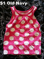 Baby Girl Size 2T Summer Clothes - 16 Items For $15