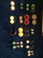 Jewellery- some with hallmarks/stamps
