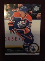 2014-15 Upper Deck Hockey Cards, Inserts, Oilers, Stars
