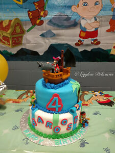 Eggless Cakes, Cup Cakes and Pops Kitchener / Waterloo Kitchener Area image 8