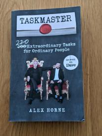 Taskmaster book