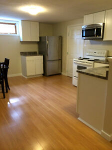 Beautiful 2 bedroom basement suite available immediately