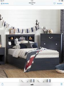 Set de chambre pour enfant aviron collection neuf dans la boite