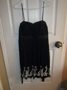 Formal Black Dress - Jessica