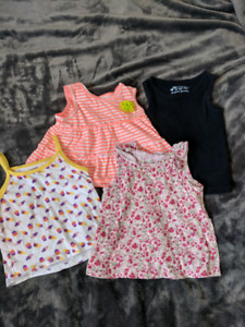 12-18 month tank tops