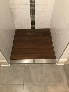 SHOWER BASE MADE IN CANADA