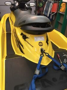 Seadoo RX Di, 2001 , seulement 100 heures , ultra clean!