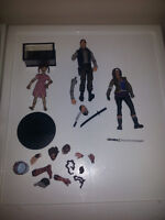 McFarlane The Walking Dead Comic Series 6 Figure Lot