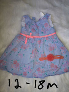 Girls clothes 12-24m
