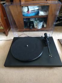 Project Debut III (3) Turntable Black