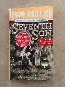 SEVENTH SON by Orson Scott Card (new condition)