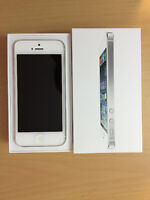 White Iphone 5 32 G
