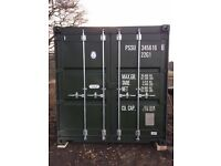 For Rent 20ft storage shipping containers