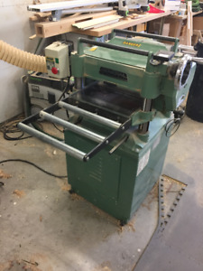 """General International 15"""" planer 30-125 with Helical cutter head"""
