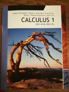 BRAND NEW & CHEAP: Single Variable Calculus, James Stewart, 6th
