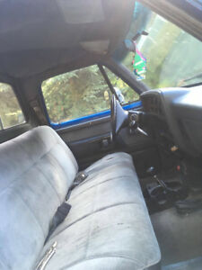 1991 Dodge Power Ram 2500 Pickup Truck
