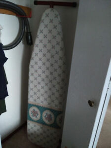Metal Ironing Board with Cover