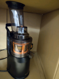 Fridja masticating juicer machine bargain