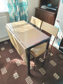 Used Dining Table And Chairs West Midlands